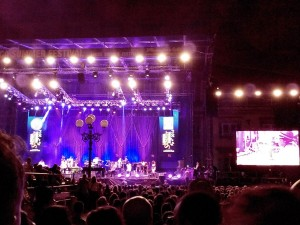 Stevie Wonder a Lucca