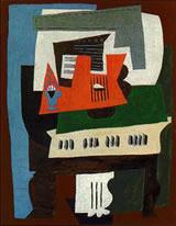 Pablo Picasso: Piano (1920)