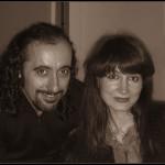 Nicola Morali and Aziza Mustafa Zadeh, 2009